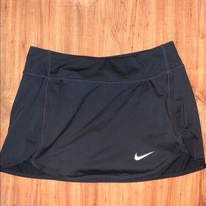 Black Nike Skirt